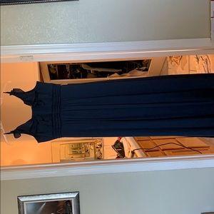 A dress worn once at a wedding
